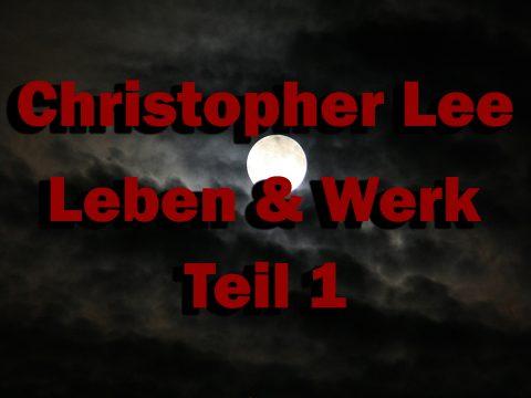 Eine Vollmondnacht für Christopher Lee