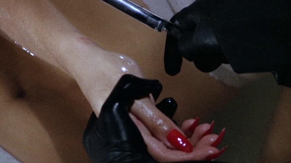 Der schwarze Handschuhe mordet