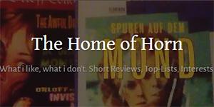 Verschiedene Filmboxen bei Obscure Shit - The Home of Horn