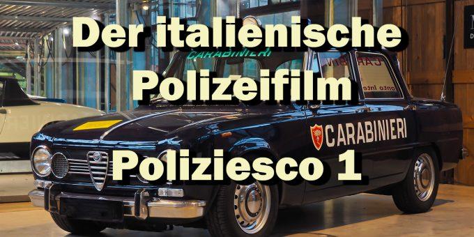 Der italienische Polizeifilm