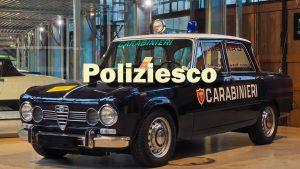 Poliziesco - Italien in den 70ern