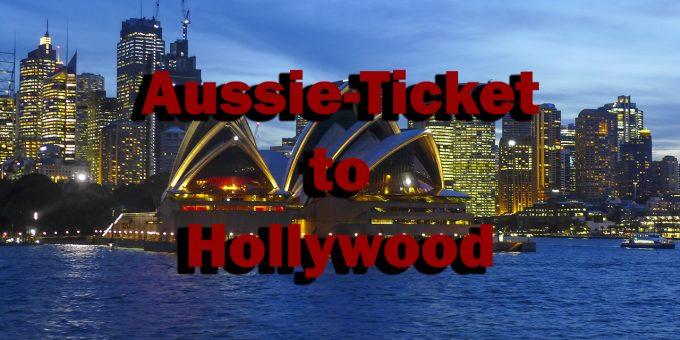 Sydney mit Oper als Hintergrund für Aussie-Ticket to Hollywood
